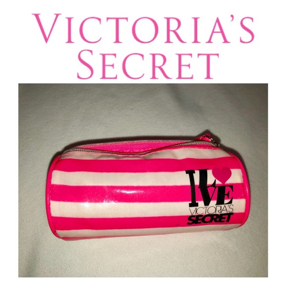 Victoria's Secret Handbags - Victoria's Secret Mini Makeup Bag